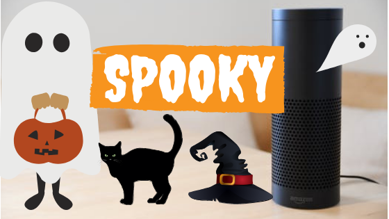Things to Ask Amazon Alexa This Halloween