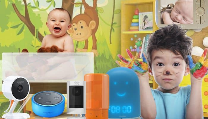 baby toddler tech gifts dads