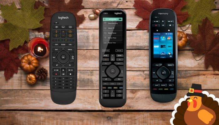 logitech harmony cyber monday deals