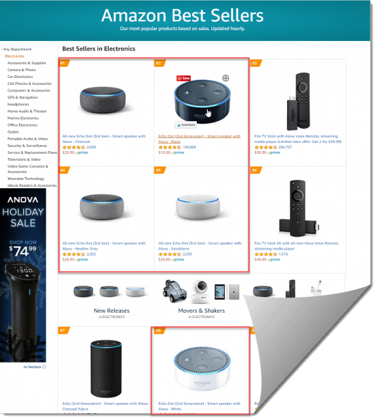Echo Dot 3rd Gen vs 2nd Gen