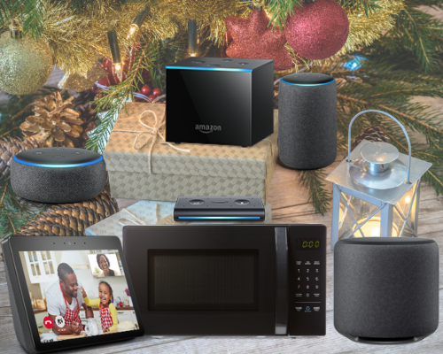 A Very Alexa <b>Christmas</b>: The <b>Best Amazon</b> Echo Devices to Give as ...