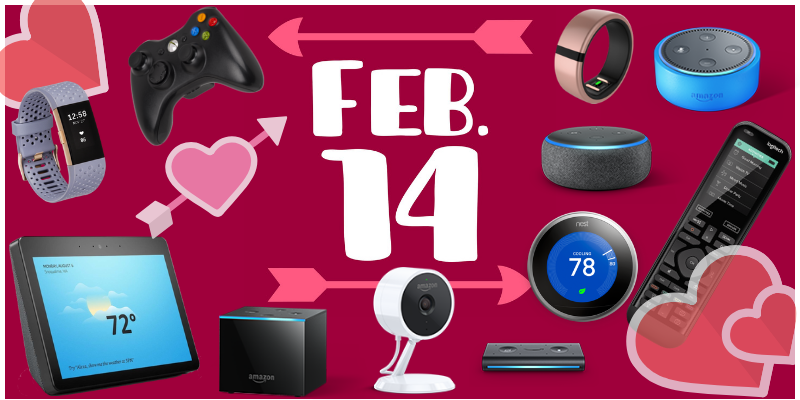 Top Smart Home Valentines Day Tech Gifts For Him Her Even The