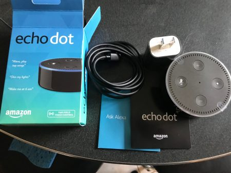 alexa dot 2nd vs 3rd