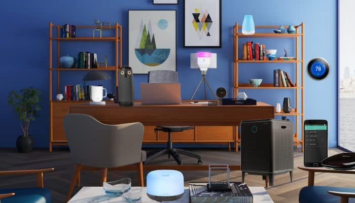 Smart Home Office Tech Gadgets