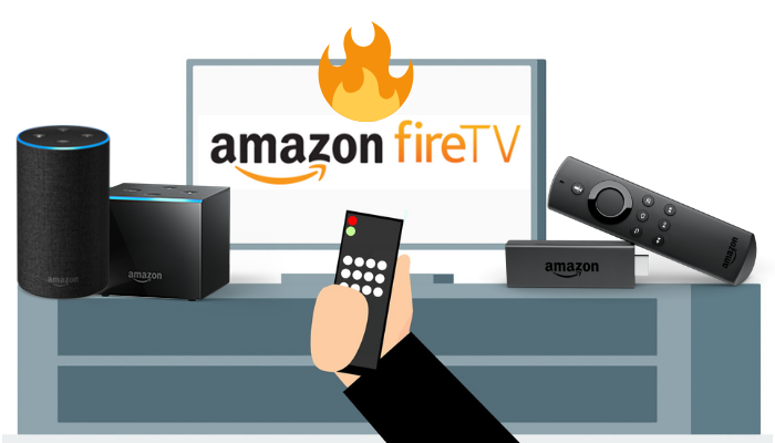 amazon fire tv holiday gifts deals 2018