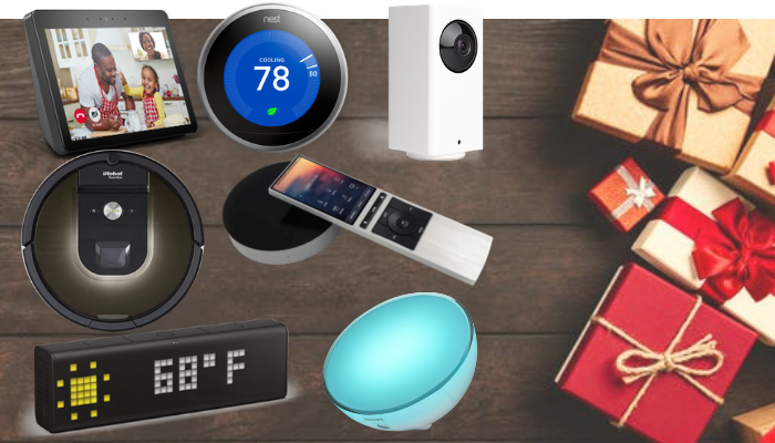 Best Smart Home Holiday Gifts 2018