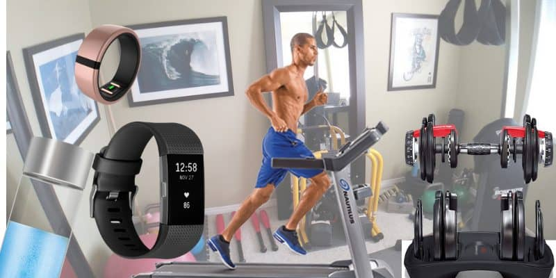 new fitness technology products