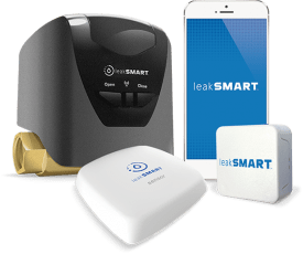 smart wifi water shut off valves