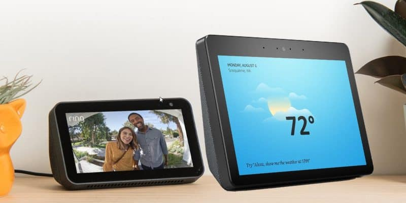 echo show 5 vs echo show 2nd generation