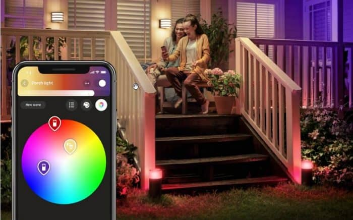 best philips hue outdoor lights