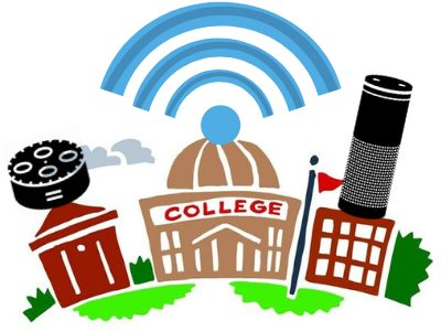 Connect Amazon Echo to College Campus Wi-Fi