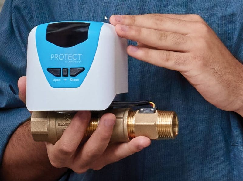 best wireless water shutoff valves