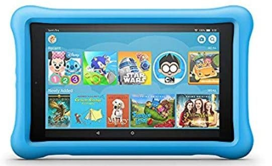 best amazon device gifts kids
