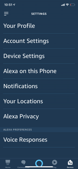 how to move alexa