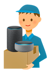 how to move with alexa